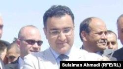 Министр шахт и горной промышленности Афганистана