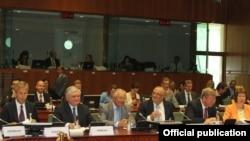 Бельгия – Министерская встреча стран-членов Восточного партнерства в Брюсселе, 23 июля 2013 г.
