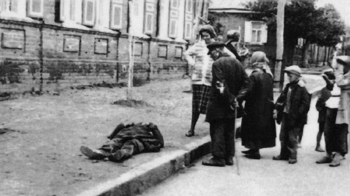 «С голодного Поволжья»: частное мнение об «украинском голоде» и «отсутствии головы» (окончание)