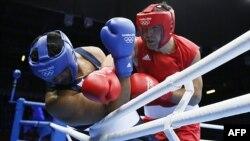 Соревнование по боксу. Иллюстративное фото.