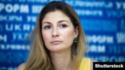 Заступник міністра інформаційної політика Еміне Джапарова