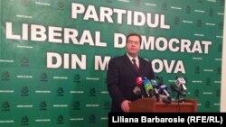 Претседателот на молдавискот парламент Маријан Лупу