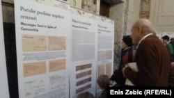 Izložba u Zagrebu, 28. siječanj 2013.