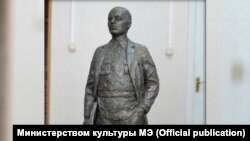 Проект памятника Ивану Петрову