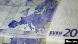 Bankënotat e vjetra prej 20 eurosh