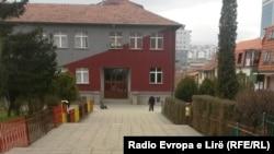 Pamje e shkollës fillore Faik Konica në Prishtinë