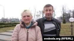 Ірына, маці Ільлі і айчым Канстанцін