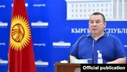Балбак Түлөбаев.