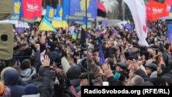 Народне віче у Луцьку, 16 лютого 2014 рік
