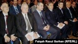 جانب من مؤتمر الإحصاء والتنمية في عمّان