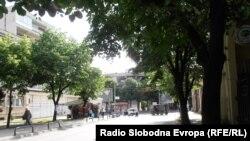 Policija na ulicama Kumanova