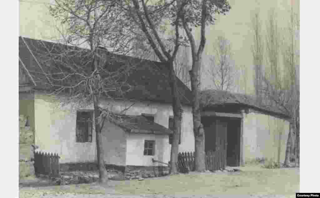 станция Токтогул. 1964 год.