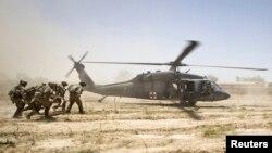 Forca amerikane në Afganistan
