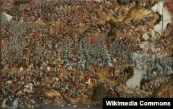 Картина «Битва під Оршею»