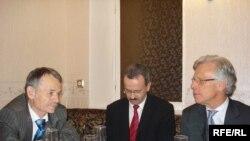 Зустріч Кнута Воллебека з лідерами Меджлісу