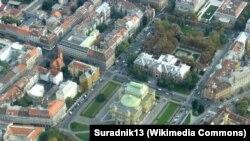 Поглед на Загреб