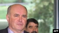 "Russia's Grigory Karasin said a ""substantial gap between the parties remains."""