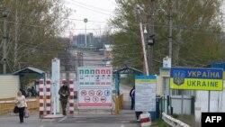 Kонтрольно-пропускной пункт Кучурган Первомайск