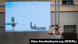 Триденний марафон з нагоди 200-річчя від дня народження художника-мариніста Івана Айвазовського у Феодосії, 29 липня 2017