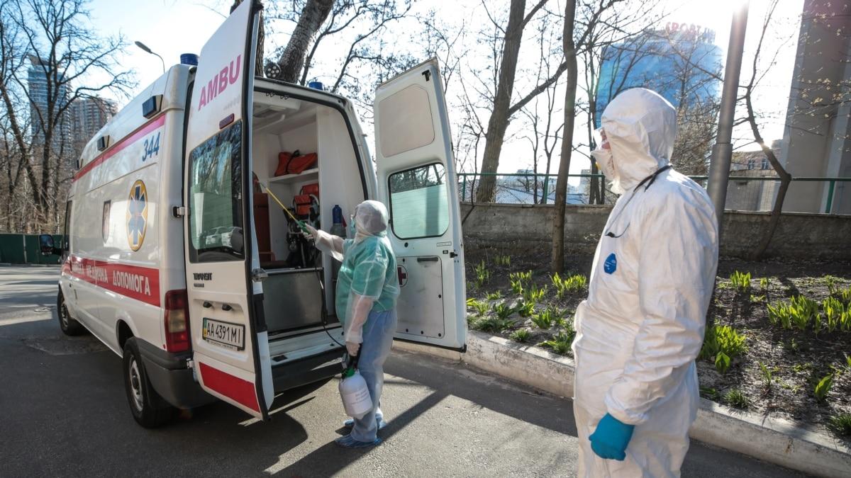 COVID-19 в Украине: число зараженных возросло до 196