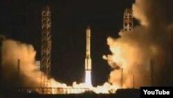 Rusiyanın Proton-M daşıyıcı raketi