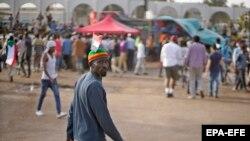 Sudanda etirazçı