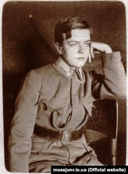 Хорунжа УСС Софія Галечко. 1915 рік