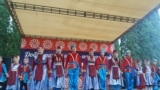 Abxaziyada festival, arxiv fotosu