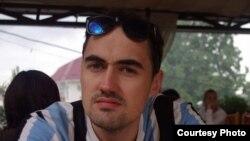 AFP ақпараттық агенттігінің Орталық Азия бойынша тілшісі Крис Риклтон.