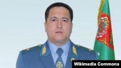 Министр внутренних дел Туркменистана Искендер Муликов