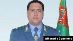 Министр внутренних дел Туркменистана Искандер Муликов