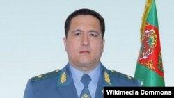 Türkmenistanyň içeri işler ministri Isgender Mulikow