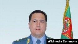 Искандер Муликов, вазири умури дохилии Туркманистон.