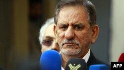 Віце-президент Ірану Есхад Джаханґірі