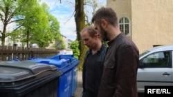 Контейнери для сортованого сміття