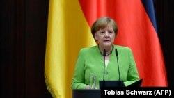 صدر اعظم آلمان در هفتههای اخیر و پس از خروج آمریکا از برجام بارها از اقدامات ایران در منطقه ابراز نگرانی کرده است.