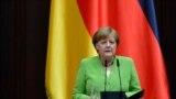 Alarm për Merkelin