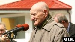 Дзьмітры Бугаёў, архіўнае фота 2008 году