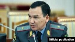 Кашкар Джунушалиев.