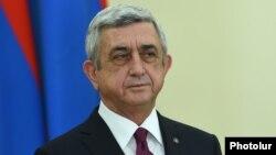 Նախագահ Սերժ Սարգսյան