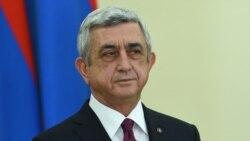 Ermeni prezidenti türkleriň duýduryşyna 'gulak asmazlyga' çagyrdy