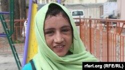 Авганистанската мала невеста Сахар Ѓул.