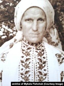 Мороз Ганна Яківна
