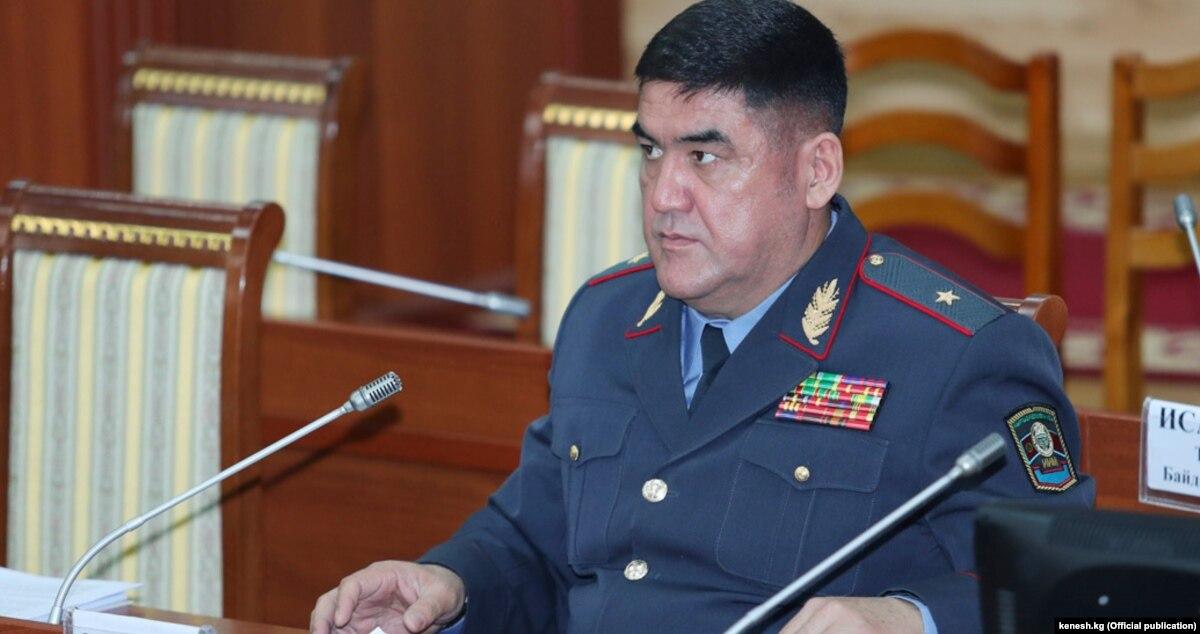 Против ексзаступника главы МВД Кыргызстана, участника штурма резиденции Атамбаева, возбудили дело