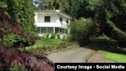 Villa Senar la Hertenstein în Elveția