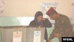 الانتخابات الخاصة في دهوك