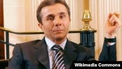 Բիձինա Իվանիշվիլի, հոկտեմբեր, 2011թ.
