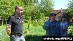 Уладзімер Гушчанка (справа): Лецішчы для нас – гэта частка душы