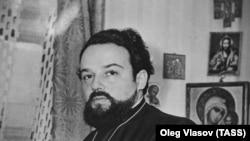 Протоиерей отец Александр Мень