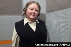 Ірина Преловська, історик, професор Київської православної богословської академії УПЦ Київського патріархату